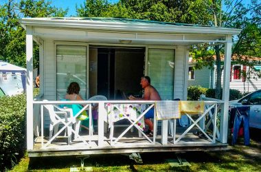 Location mobile-home Hourtin
