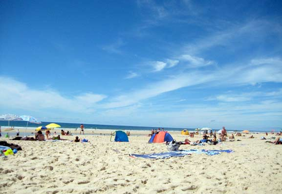 Camping proche Carcans plage