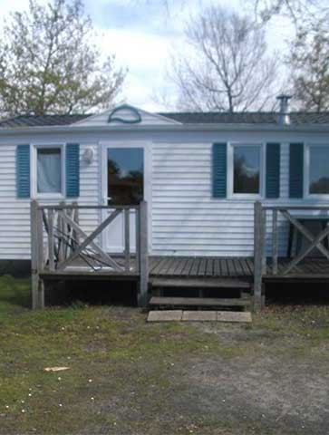 Location mobil-home Médoc